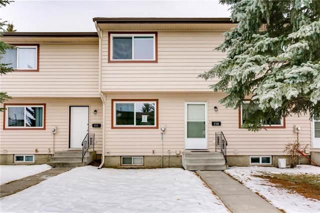 6100 4 Avenue NE #110, Calgary, AB  (#C4281679) :: Calgary Homefinders