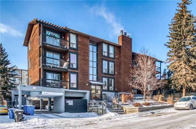 2611 15A Street SW #205, Calgary, AB T2T 4B9 (#C4281692) :: Redline Real Estate Group Inc