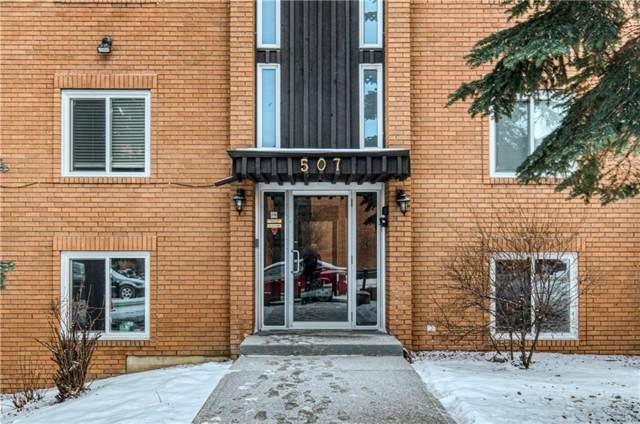 507 57 Avenue SW #102, Calgary, AB T2V 0H2 (#C4281705) :: Redline Real Estate Group Inc