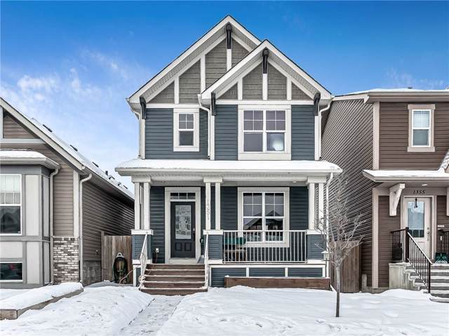 1351 New Brighton Park SE, Calgary, AB T2Z 4Y2 (#C4281710) :: Redline Real Estate Group Inc