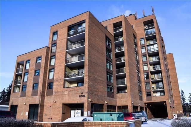 8604 48 Avenue NW #212, Calgary, AB T3B 5E6 (#C4281712) :: Redline Real Estate Group Inc