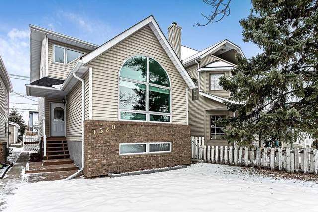 1520 17 Avenue NW, Calgary, AB T2M 0R5 (#C4281770) :: Redline Real Estate Group Inc