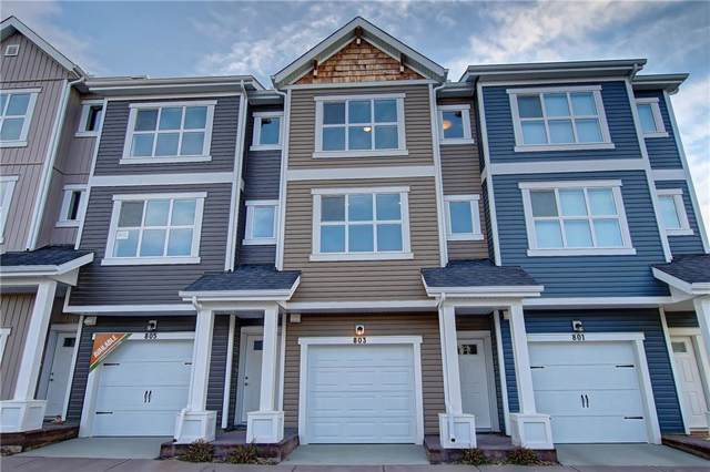 355 Nolancrest Heights NW #609, Calgary, AB T3R 0Z9 (#C4281774) :: Canmore & Banff