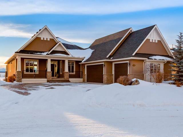 347 Leighton View, Rural Rocky View County, AB T3Z 0A2 (#C4281784) :: The Cliff Stevenson Group