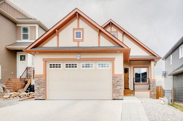 261 Jumping Pound Terrace, Cochrane, AB T4C 0K4 (#C4281799) :: Redline Real Estate Group Inc