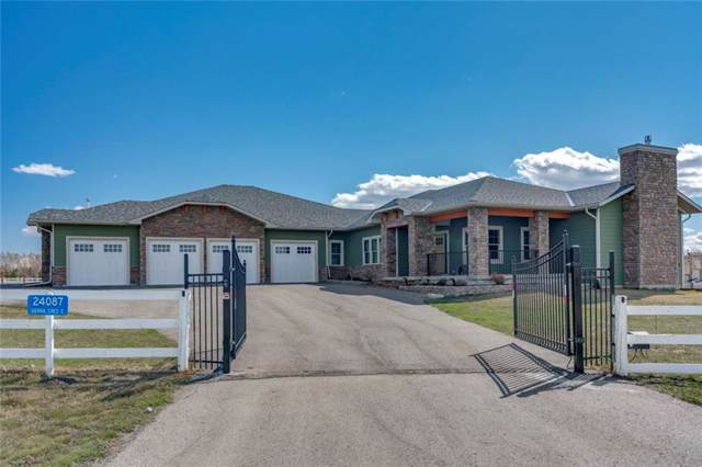 24087 Sierra Crescent E, Rural Foothills County, AB T1S 1A2 (#C4281812) :: Calgary Homefinders