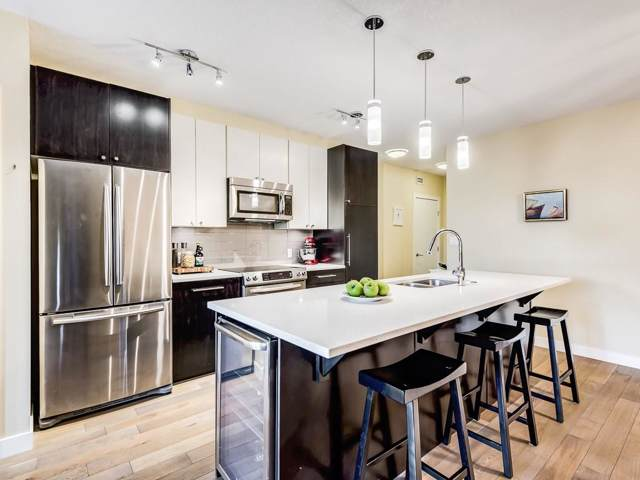 836 Royal Avenue SW #201, Calgary, AB T2T 0L3 (#C4281815) :: Canmore & Banff