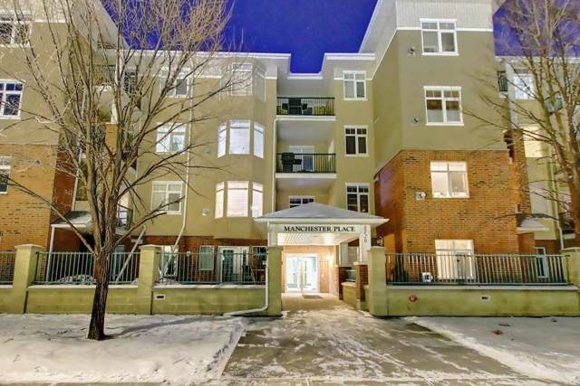 5720 2 Street SW #106, Calgary, AB T2H 3B3 (#C4281835) :: Redline Real Estate Group Inc