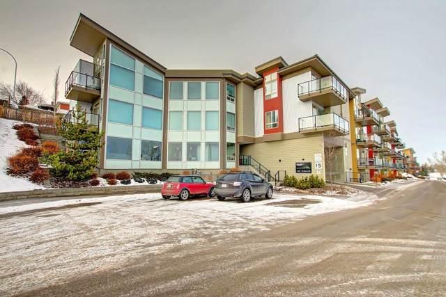 4303 1 Street NE #329, Calgary, AB T3E 7M3 (#C4281836) :: Redline Real Estate Group Inc