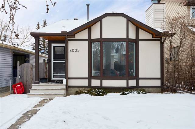 8005 Ranchview Drive NW, Calgary, AB T3G 1S7 (#C4281838) :: Redline Real Estate Group Inc