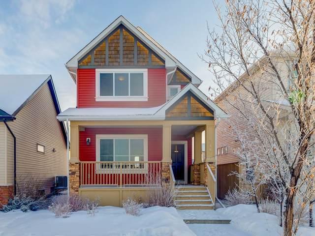 214 Copperpond Boulevard SE, Calgary, AB T2Z 0X3 (#C4281847) :: Redline Real Estate Group Inc
