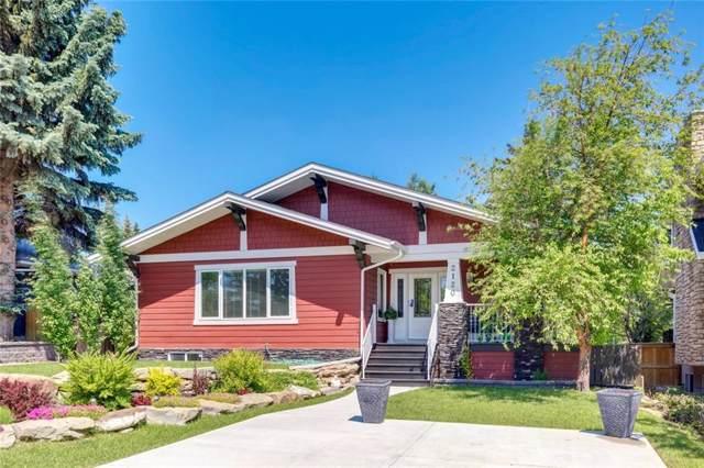2120 58 Avenue SW, Calgary, AB T3E 1N3 (#C4281866) :: The Cliff Stevenson Group