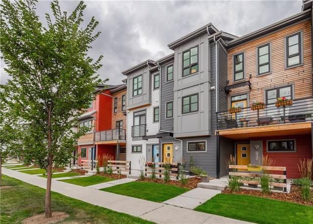 936 Walden Drive SE, Calgary, AB T2X 4C4 (#C4281878) :: Redline Real Estate Group Inc