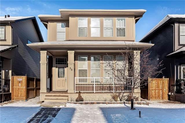 58 Evanspark Road NW, Calgary, AB T3P 0G6 (#C4281879) :: Redline Real Estate Group Inc