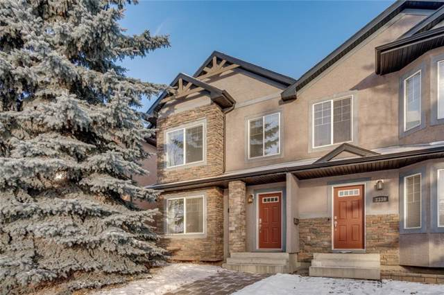 2332 24 Avenue NW, Calgary, AB T2M 2A1 (#C4281885) :: Redline Real Estate Group Inc