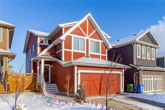 166 Fireside Place, Cochrane, AB T4C 0R4 (#C4281889) :: Redline Real Estate Group Inc