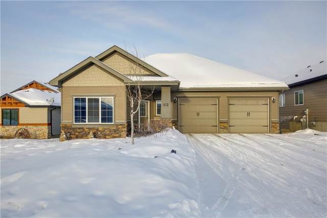 412 Blakeman Point(E) NE, Turner Valley, AB T0L 2A0 (#C4281904) :: Calgary Homefinders