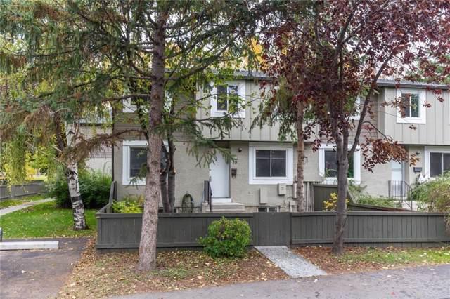 4936 Dalton Drive NW #10, Calgary, AB T3A 2E4 (#C4281906) :: Redline Real Estate Group Inc