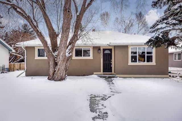 2052 Cottonwood Crescent SE, Calgary, AB T2B 1R3 (#C4281910) :: Calgary Homefinders