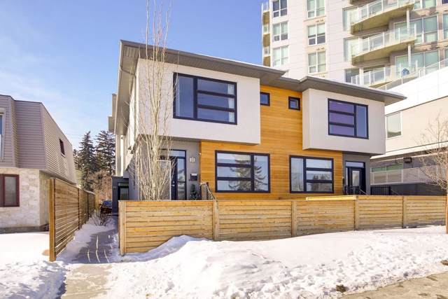 1913 24 Street SW #1, Calgary, AB T3E 1S9 (#C4281913) :: Redline Real Estate Group Inc