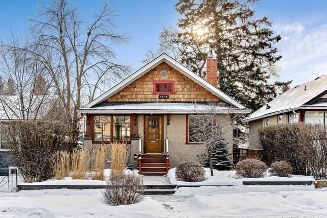 239 20 Avenue NW, Calgary, AB T2M 1C3 (#C4281930) :: Redline Real Estate Group Inc