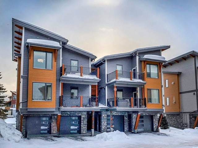1101 Three Sisters Parkway 301E, Canmore, AB T1W 0L3 (#C4281961) :: Redline Real Estate Group Inc