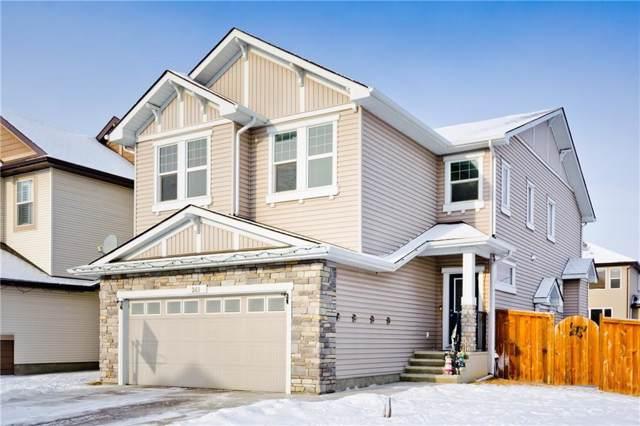 241 Skyview Shores Manor NE, Calgary, AB T3N 0H8 (#C4281988) :: Redline Real Estate Group Inc