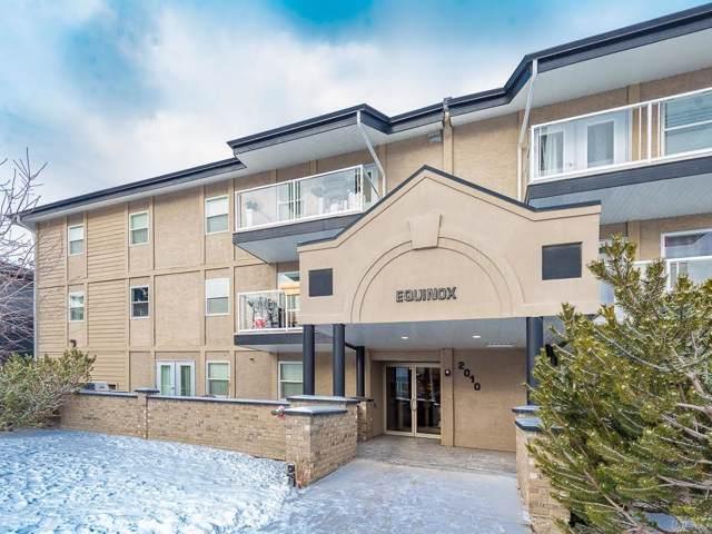 2010 35 Avenue SW #107, Calgary, AB T2T 2E1 (#C4281996) :: Virtu Real Estate