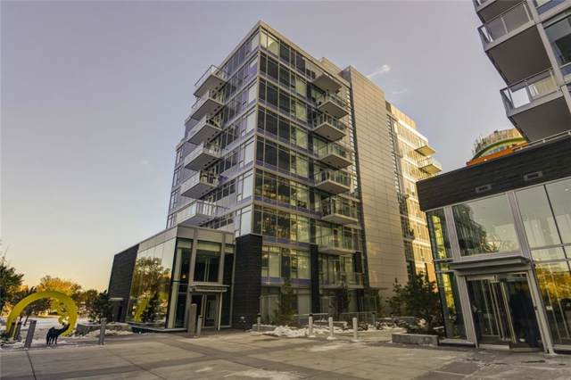 118 Waterfront Court SW #204, Calgary, AB T2P 1K8 (#C4282000) :: Canmore & Banff