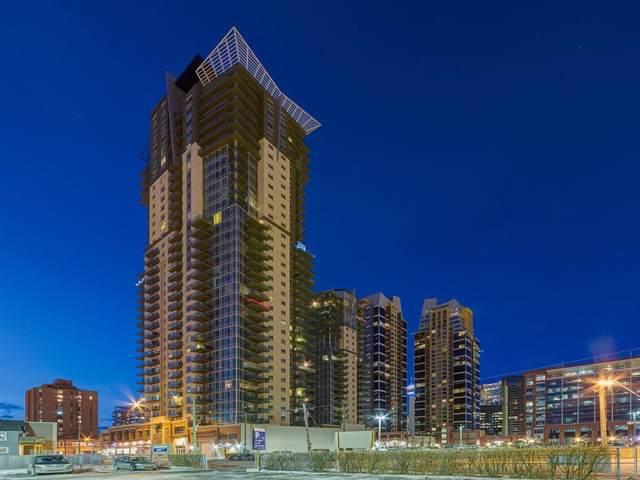 210 15 Avenue SE #2602, Calgary, AB T2G 0B5 (#C4282013) :: Redline Real Estate Group Inc