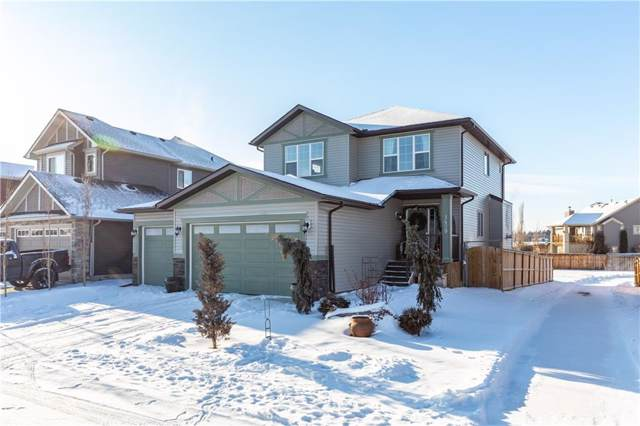 1429 Ranch Road, Carstairs, AB T0M 0N0 (#C4282017) :: Redline Real Estate Group Inc