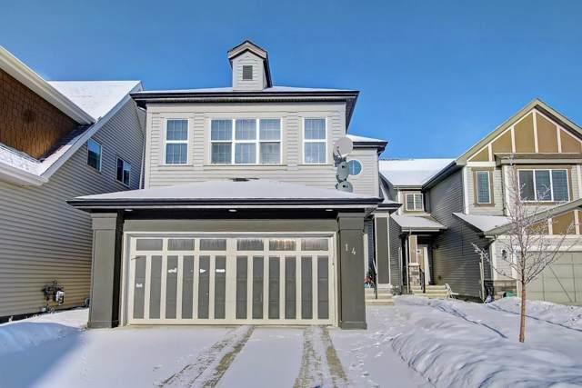 14 Copperpond Heath SE, Calgary, AB T2J 1J3 (#C4282031) :: Redline Real Estate Group Inc