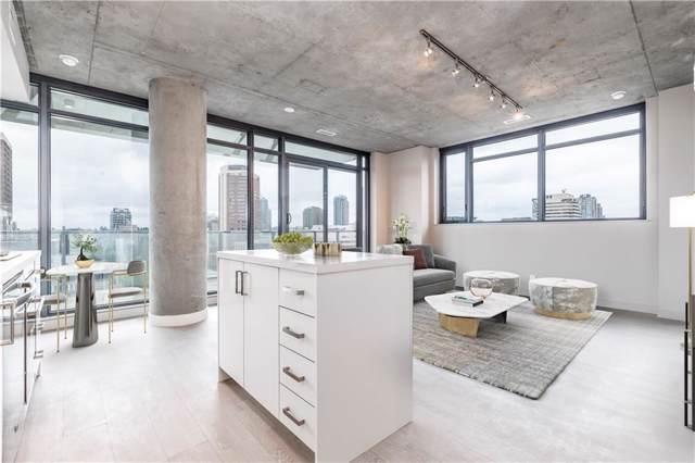1010 6 Street SW #802, Calgary, AB T2R 1B4 (#C4282032) :: Redline Real Estate Group Inc