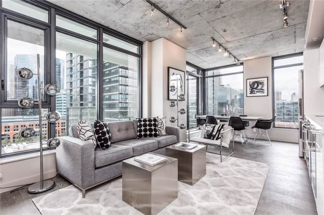 1010 6 Street SW #906, Calgary, AB T2R 1B4 (#C4282035) :: Redline Real Estate Group Inc