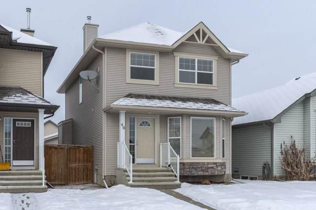46 Cranberry Close SE, Calgary, AB T3M 0B4 (#C4282037) :: Redline Real Estate Group Inc