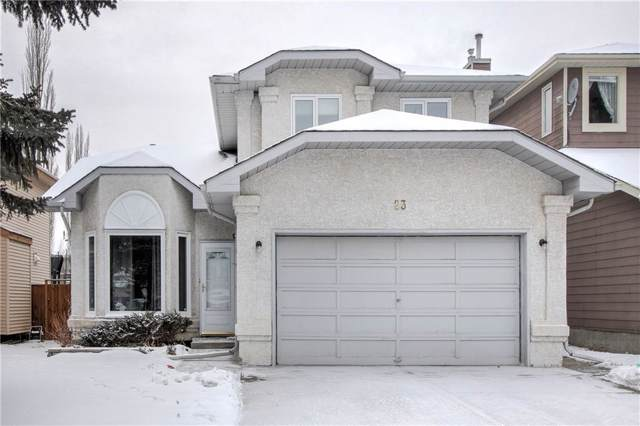 23 Harvest Wood Link NE, Calgary, AB T3K 3X8 (#C4282038) :: Redline Real Estate Group Inc