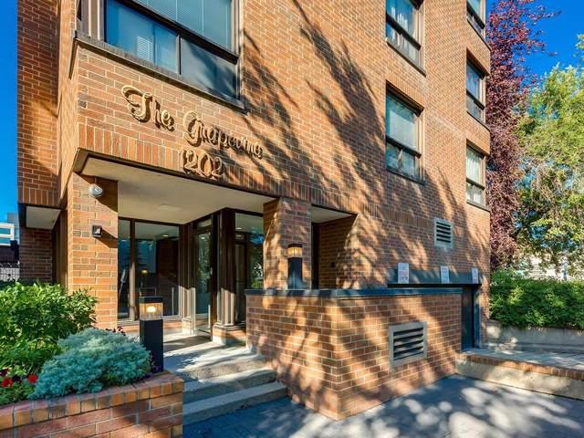 1202 13 Avenue SW #203, Calgary, AB  (#C4282042) :: Redline Real Estate Group Inc