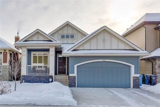 43 Auburn Sound Manor SE, Calgary, AB T3M 0G5 (#C4282048) :: Redline Real Estate Group Inc