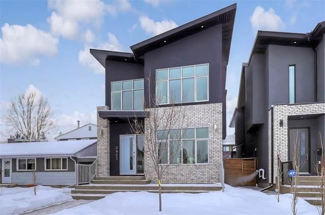 3927 16 Street SW, Calgary, AB T2T 4H5 (#C4282055) :: Virtu Real Estate