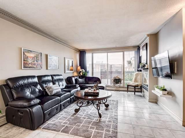 323 13 Avenue SW #605, Calgary, AB  (#C4282065) :: Redline Real Estate Group Inc