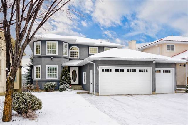 68 Edgevalley Place NW, Calgary, AB T3A 4Z1 (#C4282075) :: Redline Real Estate Group Inc