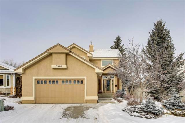 5946 Signal Ridge Heights SW, Calgary, AB  (#C4282081) :: Redline Real Estate Group Inc
