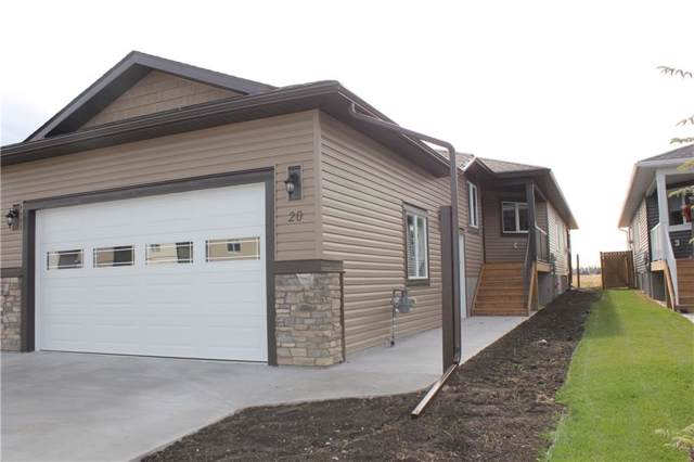 20 Destiny Lane, Olds, AB T4H 1X8 (#C4282084) :: Redline Real Estate Group Inc