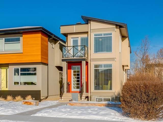2728 Cochrane Road NW, Calgary, AB T2M 4H9 (#C4282114) :: Redline Real Estate Group Inc