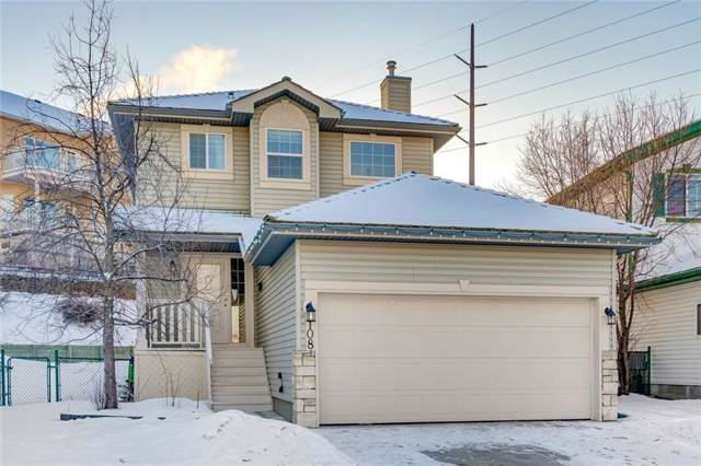 108 Bow Ridge Crescent, Cochrane, AB T4C 1V2 (#C4282116) :: Redline Real Estate Group Inc