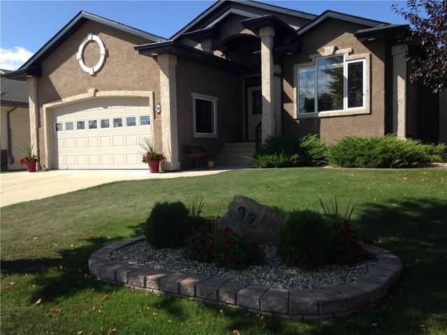 92 Walker Boulevard, Red Deer, AB T4N 7E7 (#C4282119) :: Redline Real Estate Group Inc