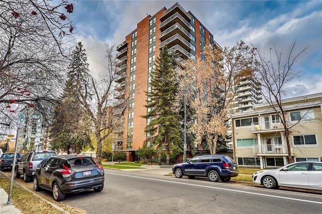 540 14 Avenue SW #340, Calgary, AB T2R 0M6 (#C4282120) :: Redline Real Estate Group Inc