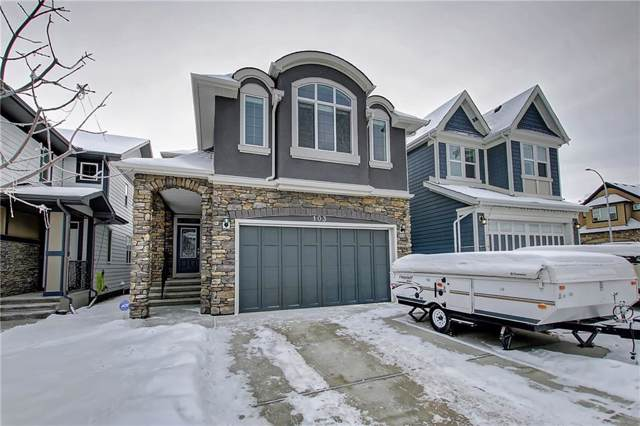 103 Mahogany Passage SE, Calgary, AB T3M 2K4 (#C4282122) :: Redline Real Estate Group Inc