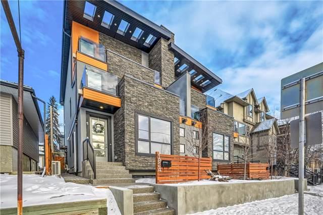 1824 34 Avenue SW #1, Calgary, AB T2T 2B8 (#C4282132) :: Virtu Real Estate