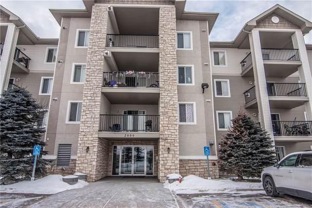 12 Cimarron Common #2304, Okotoks, AB T1S 2G1 (#C4282157) :: Redline Real Estate Group Inc